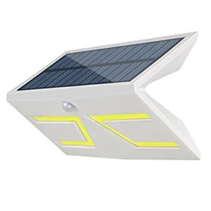 5W Smart LED Solar & lnductive Wandleuchte Weiß