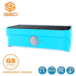 Solar motion sensor lights(Blue)