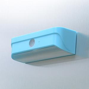 Mini-outdoor-solar-light-Blue-7