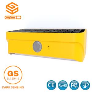 Mini outdoor solar light(Orange)